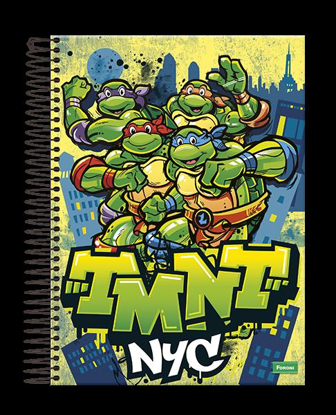 Caderno universitrio tartarugas ninjas 96 fls foroni colgio r19 thecheapjerseys Image collections
